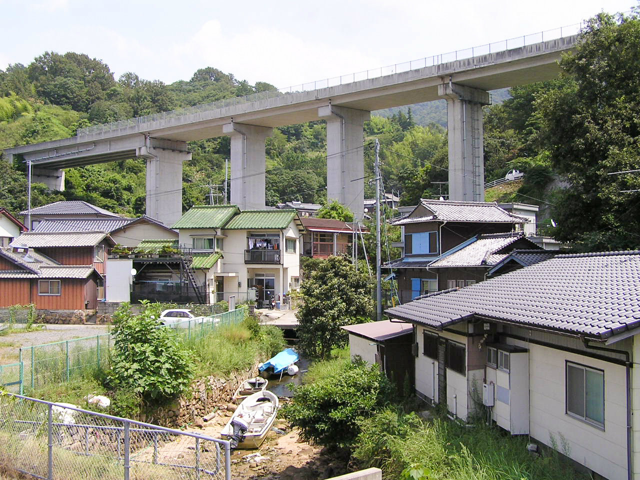 水尻駅周辺