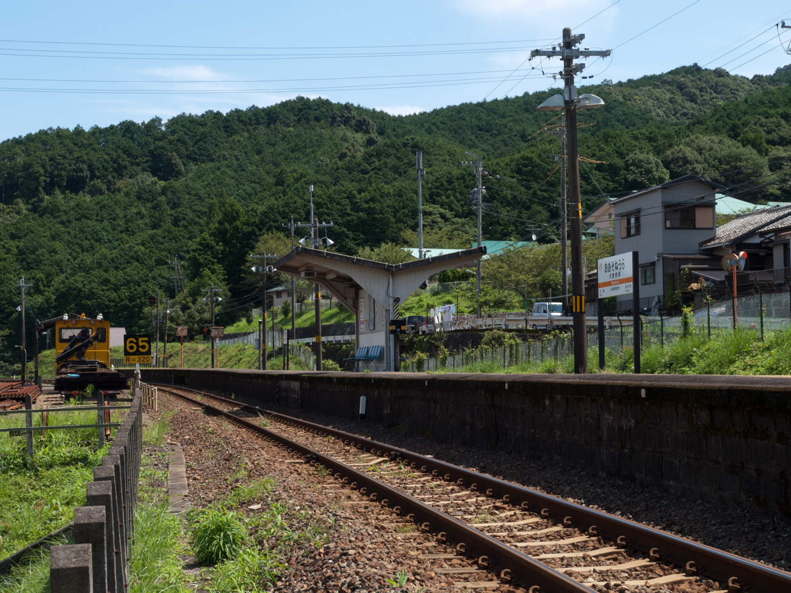 大曽根浦駅