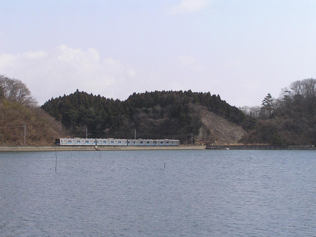陸前富山駅周辺