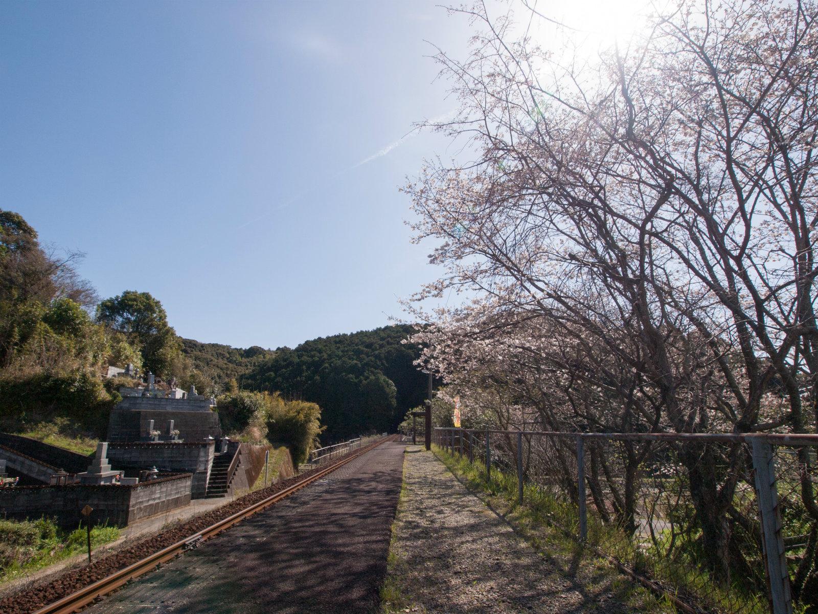 土佐上川口駅