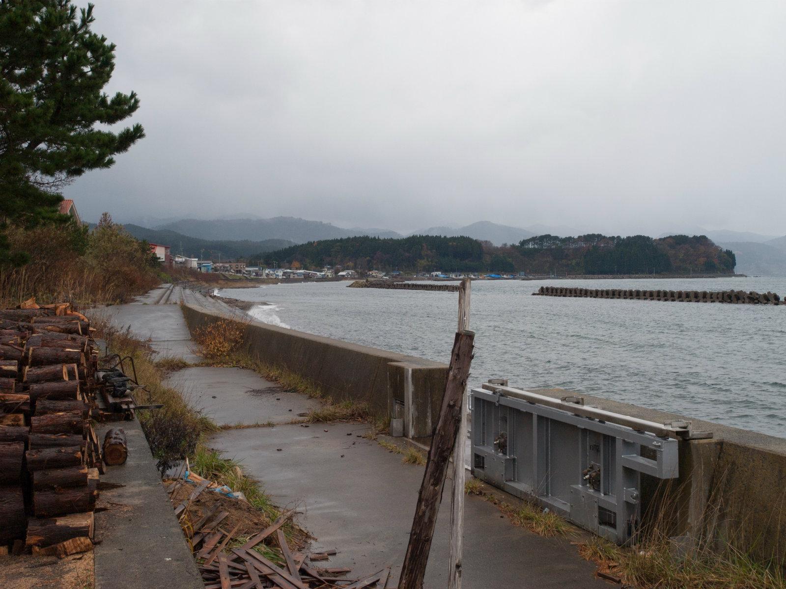 津軽浜名駅周辺