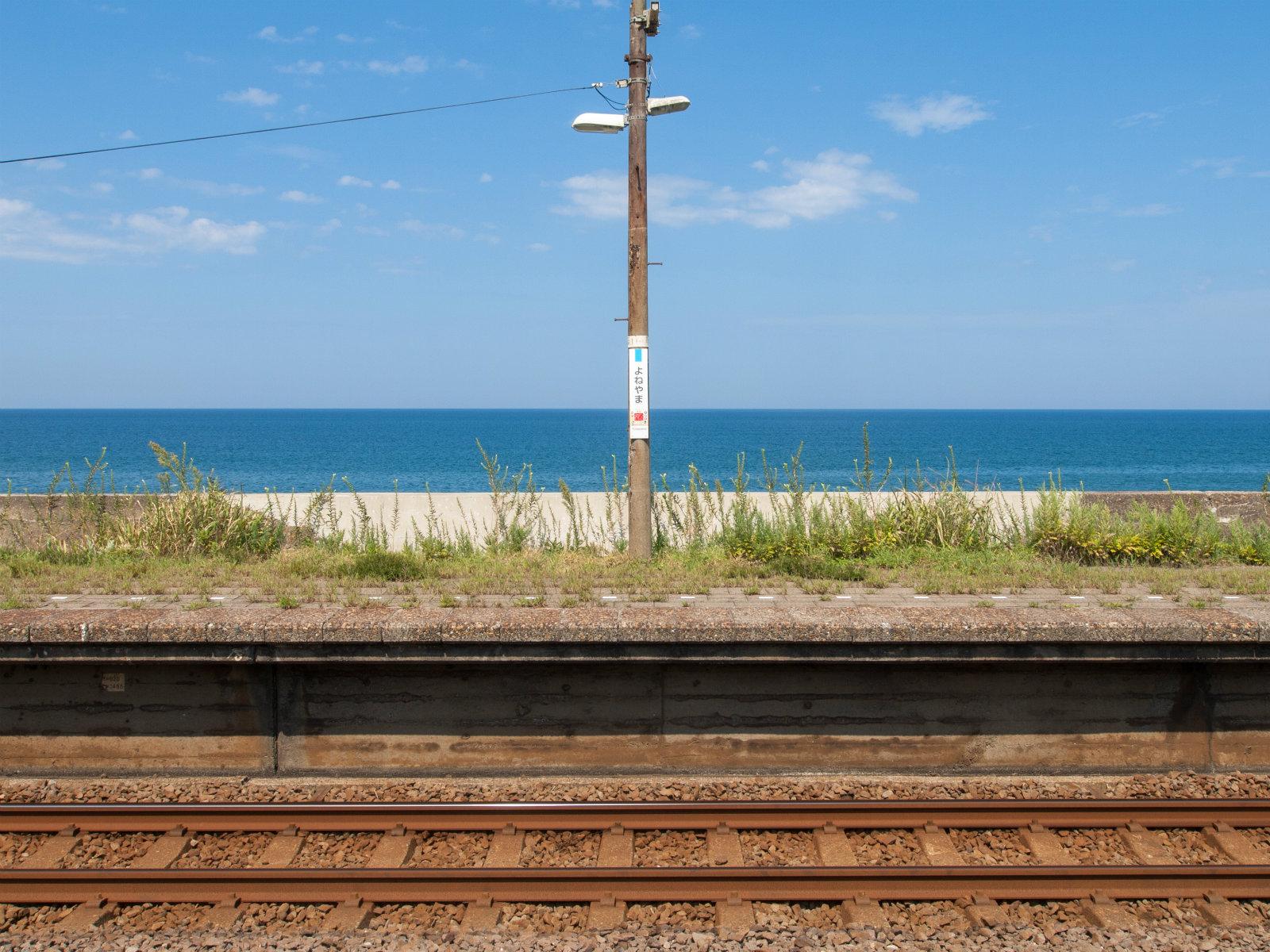 海しか見えないというのもまた贅沢です。