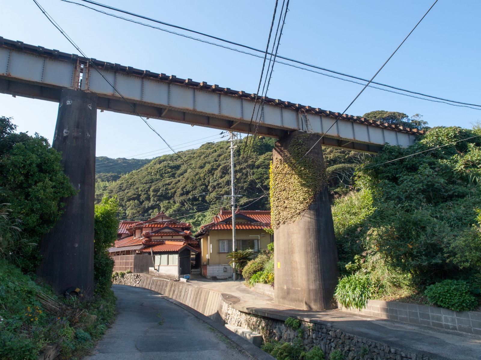 飯井駅周辺