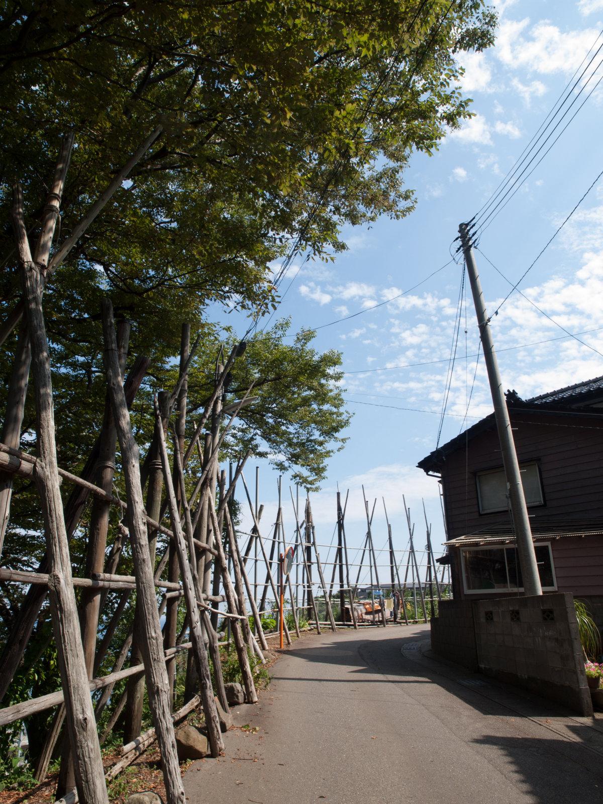 笠島駅周辺