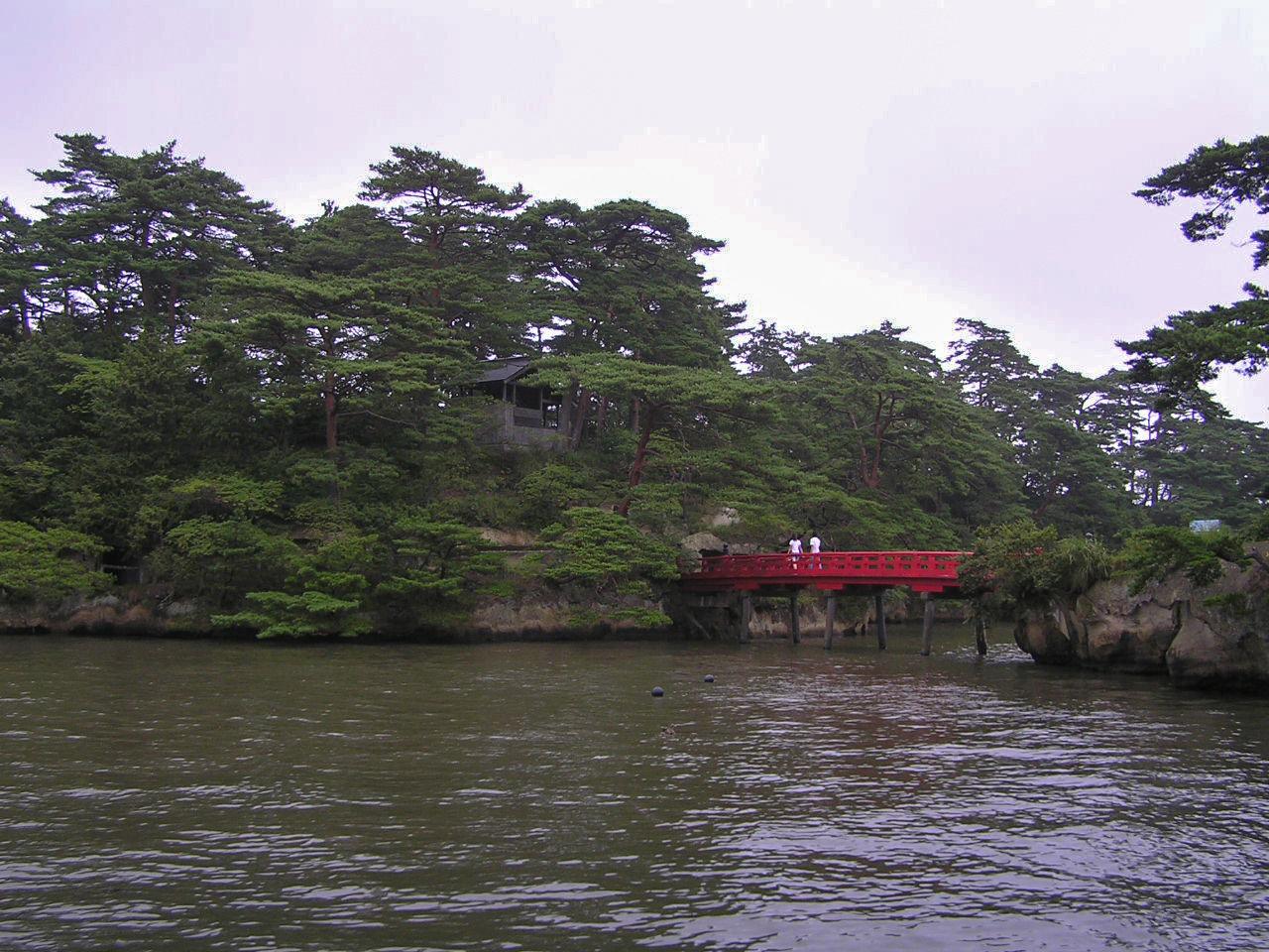 松島海岸駅周辺