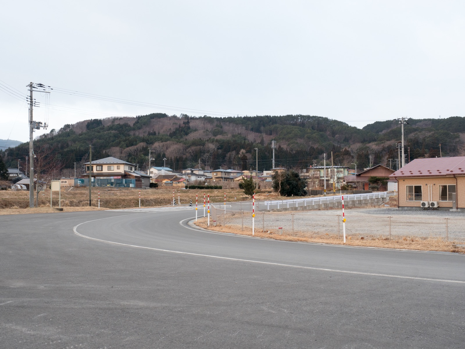 野田玉川駅前