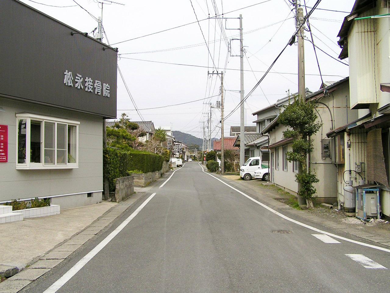 和田浦駅前